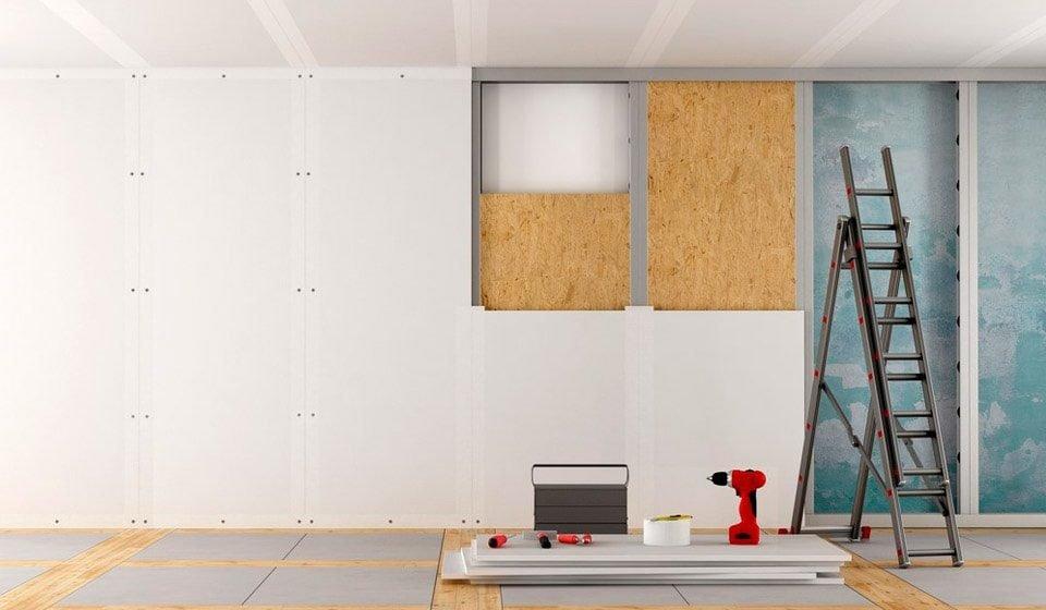 Drywall: tudo o que você precisa saber