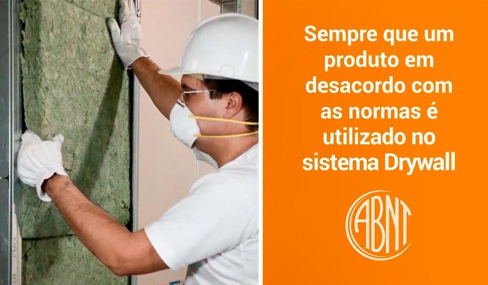 Gesdrall - Produtos Conformes Sistema Drywall